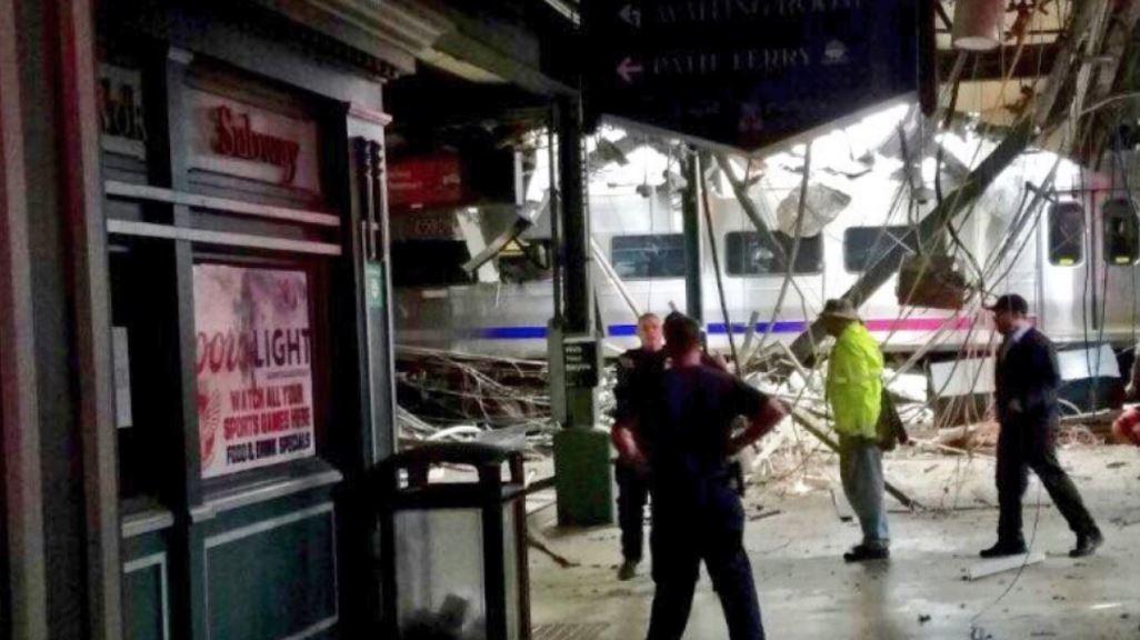 Accidente de tren en Nueva Jersey deja 3 muertos | El Metropolitano ...
