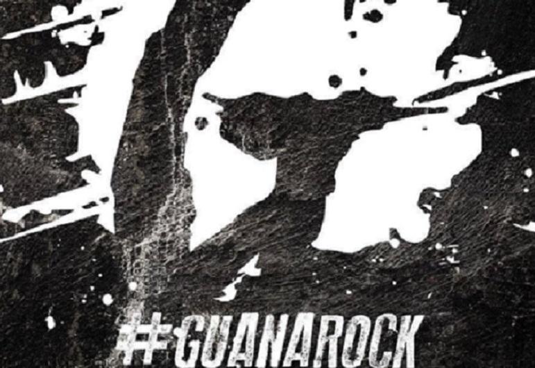 Resultado de imagen para guanarock  2017
