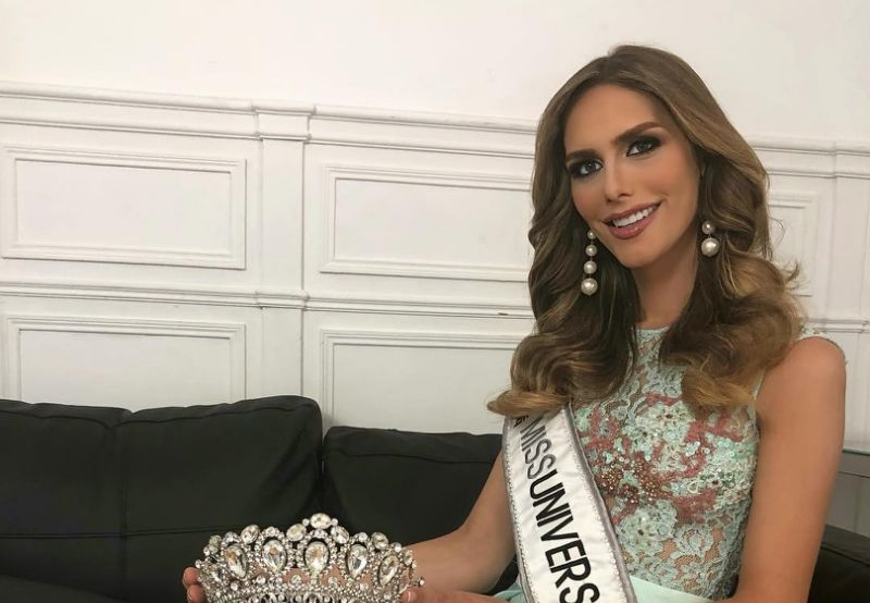 Miss Espana Recibe Ataques Tras Dos Semanas De Ser Elegida La Primera Mujer Transgenero En Competir En Miss Universo