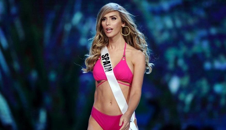 2866ac34635f8 El desfile de Miss España en traje de baño del que todo mundo habla ...